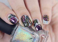 Multichrome roses ~ Glitterfingersss in english