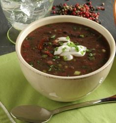 This exceptional Black Bean Soup is perfect for chilly fall and winter evenings. It makes a perfect appetizer or main dish. And of course, it is always better the next day. Related Posts Creamy Squash and Bean SoupThe Nicoyan diet is based off a foundation of squash, corn, and beans. In a… White Bean Vegetable …