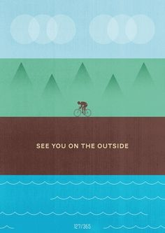 Creative Poster, -, Sharing, Minimal, and Illustration image ideas & inspiration on Designspiration Bike Quotes, Bike Poster, Bicycle Art, Bicycle Design, Bicycle Store, Cycling Art, Cycling Memes, Cycling Quotes, Cycling Motivation