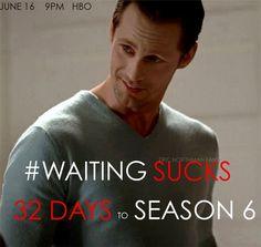 I hate the wait!