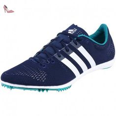 adidas Essential Star 3 M, Chaussures de Running Homme, Multicolore (Scarlet/Scarlet/FTWR White), 41 1/3 EU