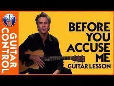 Before you Accuse Me - Blues Guitar Lesson Guitar Lessons For Kids, Blues Guitar Lessons, Violin Lessons, Music Lessons, Easy Guitar, Guitar Tips, Guitar Songs, Guitar Chords, Gibson Les Paul