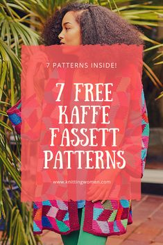 eb112006ade04c A Burst of Colour with Kaffe Fassett (7 Free Patterns)
