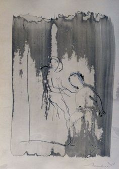 Buy Streaks 3, 29x21 cm, Ink drawing by Frederic Belaubre on Artfinder. Discover thousands of other original paintings, prints, sculptures and photography from independent artists.
