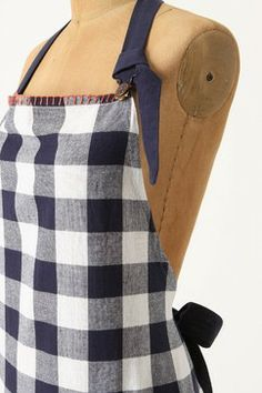 Chef's Essential Apron - traditional - aprons - Anthropologie