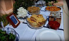 nautical birthday party food ideas www.spaceshipsandlaserbeams.com