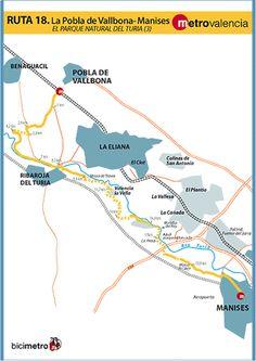 Metrovalencia - Bicimetro - Turia Natural Park (3)
