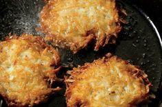 Latkes Eight Crazy Nights of Fried Food for Hanukkah