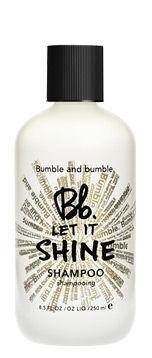 let it shine shampoo