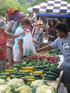 Top 10 Farmers Markets in the Twin Cities