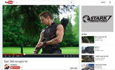 "Hawkeye (Clint Barton) | If ""The Avengers"" Used Social Media"