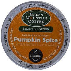 Green Mountain Coffee K-Cup 18 pk Pumpkin Spice Keurig http://www.amazon.com/dp/B005UCSCV2/ref=cm_sw_r_pi_dp_xbn.vb0KY80TE