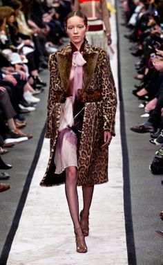Givenchy - Fall/Winter 2014-2015 Paris Fashion Week
