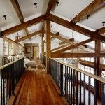 #TimberFrameTuesday  www.tetonheritagebuilders.com  Shooting Star Hall 2