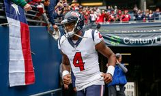 Reports | Texans QB Deshaun Watson tears ACL = The Houston Texans watched Deshaun Watson begin what's looked like one of the greatest rookie seasons in quarterback history, but they're now fearing.....