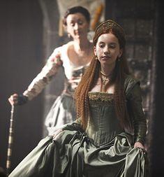 The Tudors - Season 4 - Episode 2 - Laoise Murray as Lady Elizabeth