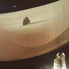 Se croire en plein désert à l'EXPO universelle de Milan - Instagram by jepapote