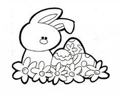 ¿Qué puedo hacer hoy?: Huevos de Pascua para colorear