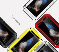 Love Mei Powerful Huawei ChangXiang 5S Protective Case