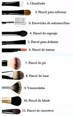 Makeup Tools, Makeup Brushes, How To Make Hair, Make Up, Kylie Lipstick, Makeup Makeover, Gothic Makeup, Make Beauty, Skin Makeup