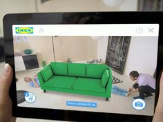Tech giant Apple has plans for augmented reality as its acquisition of Metaio proves.