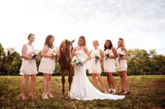 A true rustic farm wedding | rusticweddingchic.com