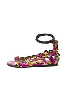 Style.com Accessories Index : spring 2013 : Aquazzura