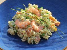 insalataMente: insalata di riso al profumo di mare