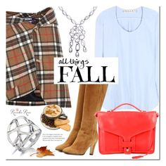 """""""All things fall"""" by mada-malureanu ❤ liked on Polyvore featuring Jacquemus, Marni, Jimmy Choo, Opening Ceremony, Silver, jewelry, falltrend and revekarose"""