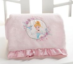 The Disney Princess Nursery ~ Bedding & Decor To Transform Your Babys Nursery | Disney Baby