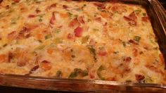 I pull a ton of 21 Day Fix Recipes from the internet and share them here. Today is 21 Day Fix Recipe for Breakfast Casserole. For the full recipe click the link: http://www.marissafmyers.com/21-day-fix-recipes/breakfast-casserole/