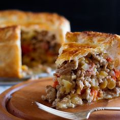 Make your very own Game of Thrones Frey Pie, with carrots, parsnips, turnips, mushrooms, bacon, and ground PORK wrapped in a delicious buttermilk pie crust.