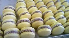 Alfajor de Maizena! Esse é tipicamente argentino! Uma combinação perfeita e deliciosa! Muito bom pra fazer para a família e até mesmo para vender. Ao final