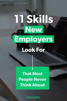Check out the 11 skills new employers are looking for. |Employment skills| Employee| Job Interview| Make Money Blogging, Way To Make Money, Make Money Online, Blogging Ideas, Content Marketing, Affiliate Marketing, Blog Names, Conflict Resolution, Blogger Tips