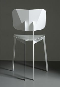 Oslo-based designer So Takahashi presented Origami chair as part of 100% Norway in London last month. The chair is made from folded, powder-coated sheet metal. It was exhibited at 100% Norway at Designersblock in Covent Garden. Here's some information from 100% Norway: -- This is the second year So Takashi can count himself amongst the