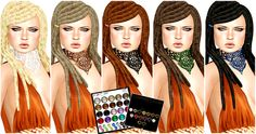 Runaway Designs @ Summer Of Love Fair New Releases from Aisling http://thegoodgorean.blogspot.com/2014/07/broken-sun.html