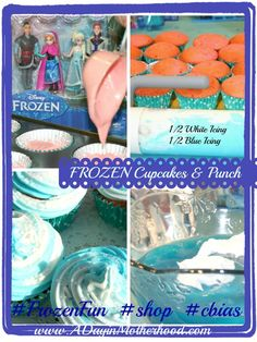 frozen disney party ideas | Get your FROZEN Party Ideas with Merchandise from Walmart #FROZENFun # ...