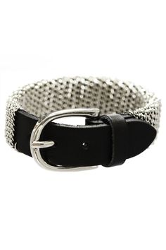 Chain Buckle Bracelet...I think this is super cute!