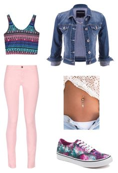 👌 by angela229 on Polyvore featuring polyvore, fashion, style, maurices, Maison Kitsuné, Vans and clothing