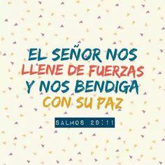α JESUS NUESTRO SALVADOR Ω: El Señor fortalece a su pueblo,  él bendice a su p...