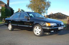 1991 Ford Granada Scorpio 24V - Classic Car Auctions Ford Granada, Old Fords, Pre Production, Scorpio, Transportation, Classic Cars, Auction, Europe, Exterior