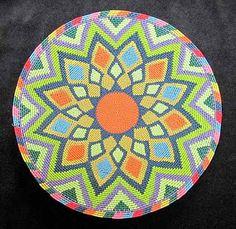 Wonderful African Zulu Telephone Wire Basket Plate Great for Kwanzaa   eBay