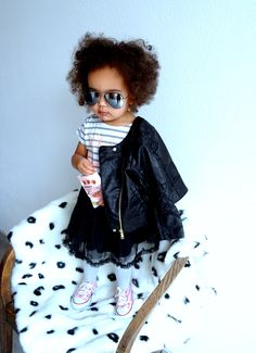 Styling for a Little Girl: You rock my world baby