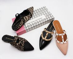 #mules #slides #flatshoes #shecollectionofficial Slippers, Flats, Shoes, Loafers & Slip Ons, Zapatos, Shoes Outlet, Flat Shoes, Footwear, Slipper