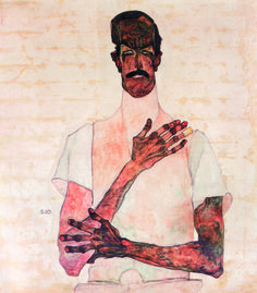 """Egon Schiele   