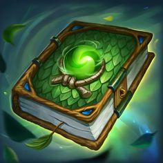 Forest Magic Book, chen bb on ArtStation at https://www.artstation.com/artwork/QPz38
