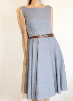 Robe Betty  //Jolies bobines//Pattern - Sew it over