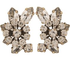Martine Wester - STARGAZER CRESENT CRYSTAL EARRINGS, £27 (http://martinewester.com/products/stargazer-cresent-crystal-earrings.html)