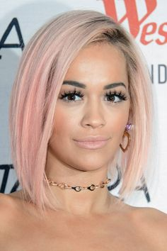 Rita Ora's Hairstyles & Hair Colors | Steal Her Style | Page 10