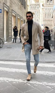 30 Hot Men's Fashion Style Outfit Ideas to Impress Your Girl - Shake that bacon - Daily Fashion Best Mens Fashion, Mens Fashion Suits, Trendy Fashion, Men's Fashion, Fashion Boots, Daily Fashion, Fashion Tattoos, Stylish Men, Men Casual